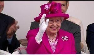 Rainha Elizabeth comemora pela segunda vez o aniversário de 90 anos