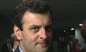 Delator acusa Aécio de distribuir dinheiro para presidir a Câmara