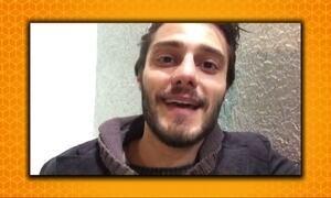 Hugo Bonemer dá dicas de sustentabilidade