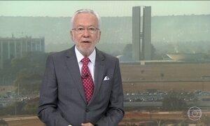 Alexandre Garcia comenta esquema investigado na operação 'Custo Brasil'