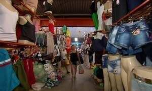 Festa de São João lota maior polo de confecções do Nordeste