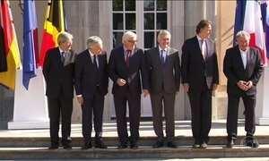 Países fundadores da UE pedem que britânicos acelerem pedido de saída