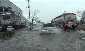 Veja como escapar de um tsunami