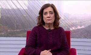 Miriam Leitão comenta perícia do Senado em atos de Dilma Rousseff