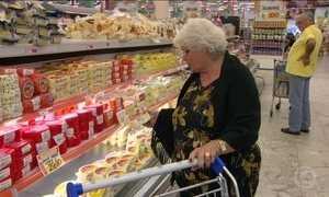 Preço dos alimentos aumenta em 26 capitais