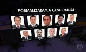Líderes políticos ficam divididos na disputa pela presidência da Câmara