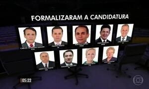 Mais de 10 deputados disputam a eleição