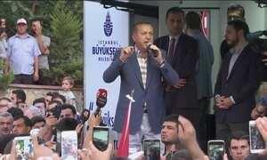 Oposição turca e UE pedem respeito à lei na resposta à tentativa de golpe