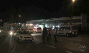 Jovem com machado ataca passageiros em trem na Alemanha