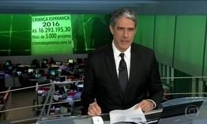 Criança Esperança 2016 arrecada quase R$ 16,3 milhões