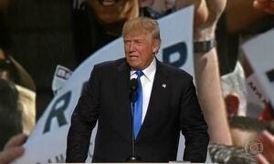 Convenção confirma Trump como candidato republicano à presidência