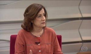 Miriam Leitão comenta cobrança do governo para mover a economia