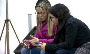 Jovem brasileiro é mais conectado à internet do que a média global