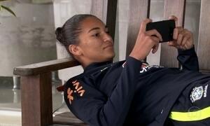 Aplicativo auxilia treinamento da seleção feminina de futebol