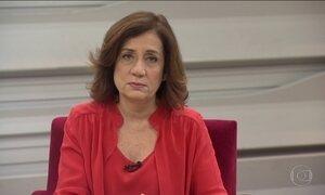 Miriam Leitão comenta decisão do Copom de manter taxa básica de juros