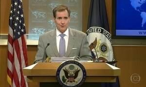 Governo dos EUA elogia ação que prendeu suspeitos de terrorismo