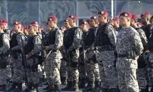 Esquema de segurança da Olimpíada é a maior operação já feita no Brasil