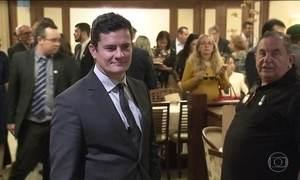 Sérgio Moro critica lei sobre abuso de autoridade a ser votada pelo Senado