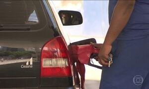 Projeto quer obrigar postos a avisar sobre combustível mais vantajoso