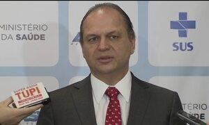 Ministro comete gafe ao explicar descuido dos homens com a saúde