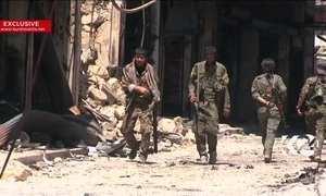 Civis usados como escudo humano pelo Estado Islâmico são libertados