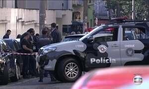 Assalto a transportadora assusta moradores de Santo André (SP)