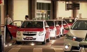 Novas regras para táxi entram em vigor