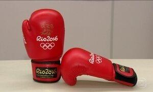 Objetos usados por atletas na Olimpíada estão sendo leiloados