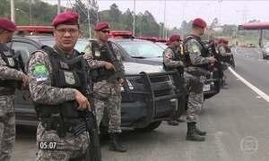 Homens da Força Nacional chegam ao RS para ajudar a conter violência
