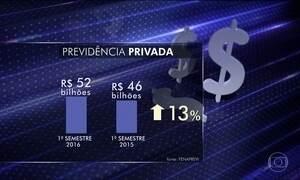 Cresce a procura por planos de previdência privada no Brasil