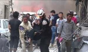 Cessar-fogo na Síria entra em vigor, mas trégua já teria sido violada