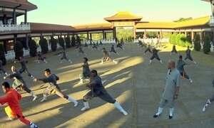 Hoje é dia de artes marciais: Kung Fu, desafio da mente