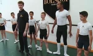 Hoje é dia de balé: a Escola Bolshoi