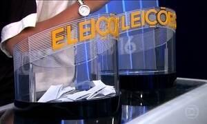 Rede Globo promove debate com candidatos a prefeito de 93 cidades