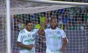 Briga pela liderança do Brasileirão segue forte; veja os gols da rodada