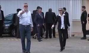 Presidente do STF, Cármen Lúcia, faz visita surpresa a presídios do RN