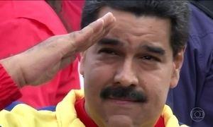 Assembleia da Venezuela aprova texto que acusa Maduro de golpe