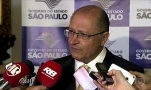 Geraldo Alckmin diz que PMs denunciados por extorsão serão expulsos