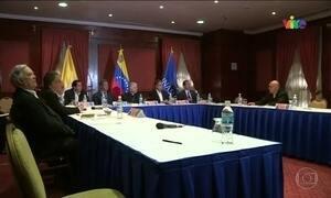 Papa ajuda nas negociações entre governo e oposição na Venezuela