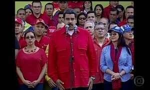 Assembleia da Venezuela abre processo político para afastar Maduro