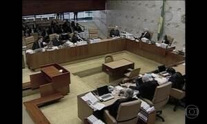 Maioria do STF diz que réu não pode presidir a Câmara ou o Senado