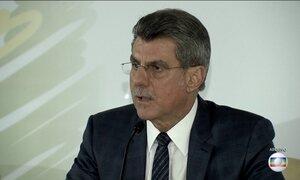 Romero Jucá é escolhido para ser o novo líder do governo no Congresso