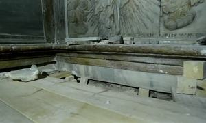 Santo Sepulcro é aberto pela 1ª vez em pelo menos duzentos anos