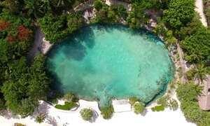 Globo Repórter desvenda o mistério da lagoa azul, um milagre natural