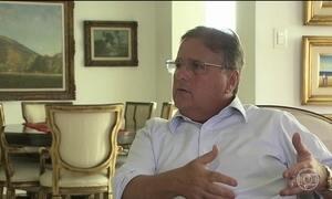 Temer tenta conter crise provocada por denúncias contra Geddel