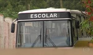 Blitz revela absurdos no transporte escolar da rede pública de SP