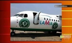 Especialista analisa possíveis causas da queda do avião com Chapecoense