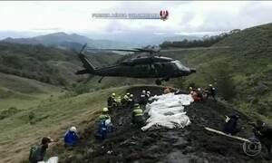 Governo colombiano monta força-tarefa para coordenar resgate