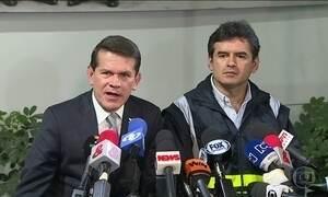 Pane seca derrubou avião da Chapecoense, confirmam autoridades
