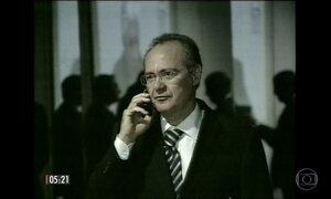 Presidente do Senado Renan Calheiros é réu